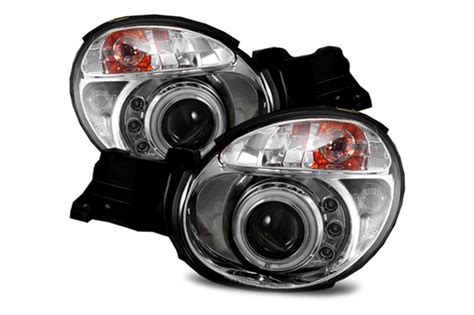 eagle eye subaru eagle subaru impreza 02 03 projector headlight halo