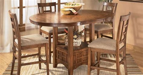Rent A Center Dining Room Sets At Rent A Center The Quot Cross Island Quot 5 Dining Room Set Offers A Taste Of Elegance With Room