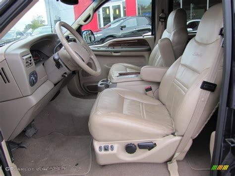 Custom Ford Excursion Interior by 2000 Ford Excursion Limited Interior Photo 38911762