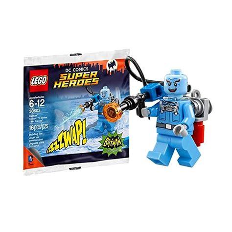 Mainan Anak Block Heroes jual lego 30603 dc comics heroes mr freeze mainan