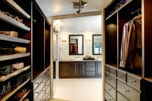 master bath walk in closet and powder room remodel