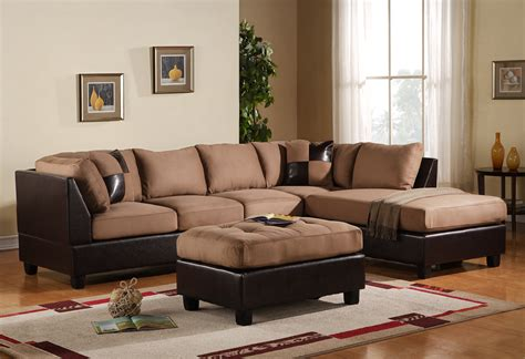 sofas with wood accents living room ideas with brown sofas theydesign net