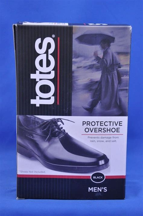 totes rubber shoe loafer totes rubber overshoes geometric loafer s new ebay