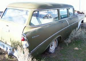 Chevrolet 56 For Sale 56 Chevy 4dr Wagon For Sale Autos Post