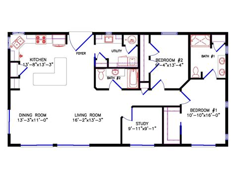 Floor Plans 1 Bedroom Cabin Floor Plan Studio Design Gallery Best Design