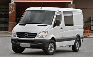 Mercedes Crew Car And Driver