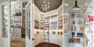 Pantry In House House Pantries Stylish Pantry Ideas