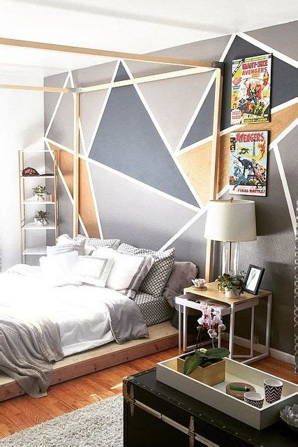 Modern Boys Bedroom 25 best ideas about accent wall bedroom on pinterest
