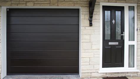 sectional doors garage doors kendal lakes doors
