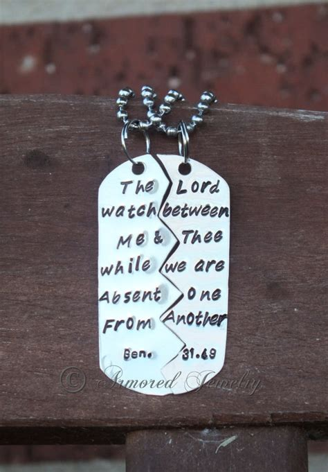 bible verses about dogs bible verse split tag genesis 31 49 deployment jewelry