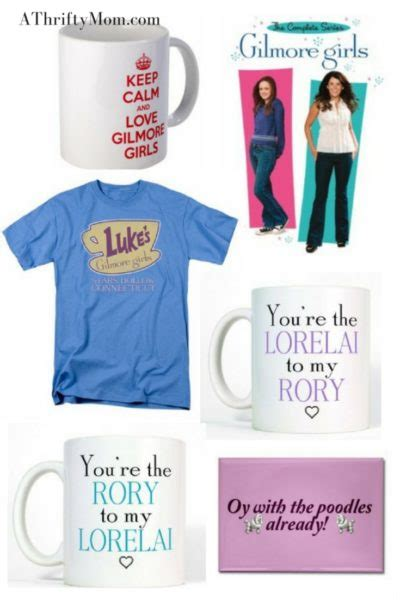 gifts for gilmore fans gilmore fan gift ideas
