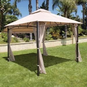 hton bay pergola replacement canopy hton bay santa 13 ft x 10 ft roof style canopy gazebo 5lgz6526 v4 the home depot