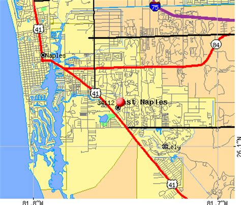 zip code map naples fl naples fl neighborhood map related keywords suggestions