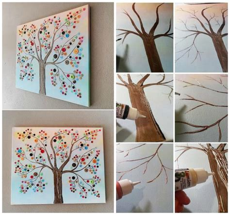 Diy Home Painting Ideas Diy Easy Canvas Painting Ideas For Home