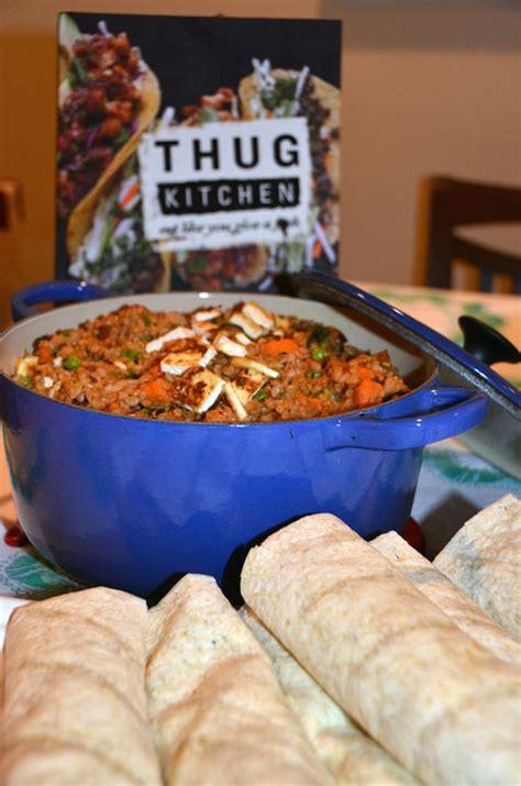 Thug Kitchen Recipes by Three Things A Glamomorous