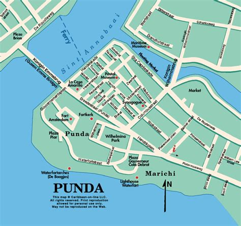 printable curacao road map there further down the road curacao next destination