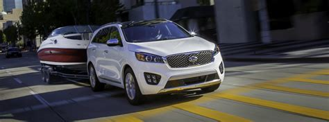 How Much Can A Kia Sorento Tow How Much Can A Kia Vehicle Tow