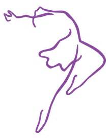 Dancer Outline by About Us Donna S School Of