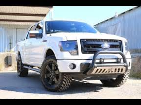 2013 f150 fx4 fully loaded roush upgrades with custom