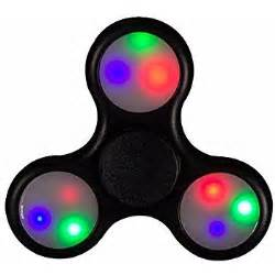 Led Automotive Lights Led Light Hand Finger Fidget Spinner Stress Relief Gadget