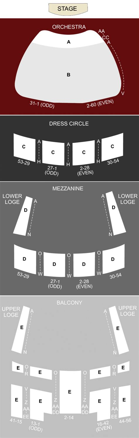 san diego civic theater seating chart san diego civic theatre san diego ca seating chart