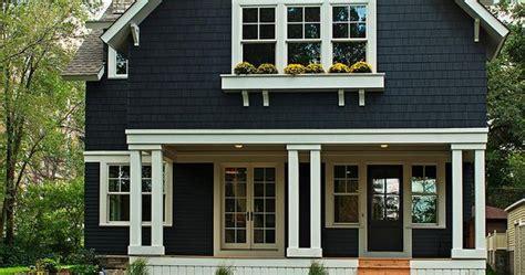 awesome Grey House With Black Trim #1: 24782c1ddf72698c74132572fa51159e.jpg