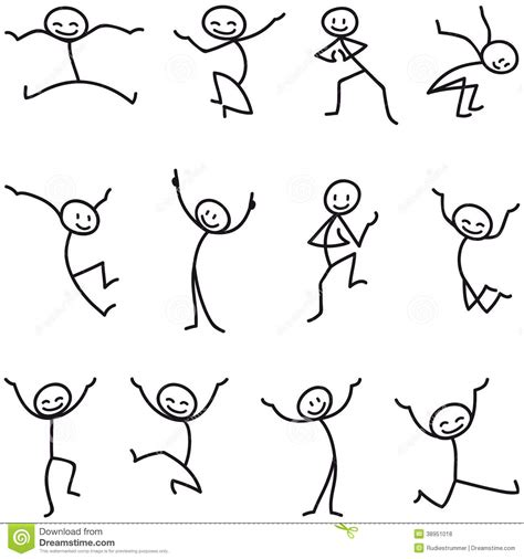 stick figure pictures stick stick figure happy jumping celebrating