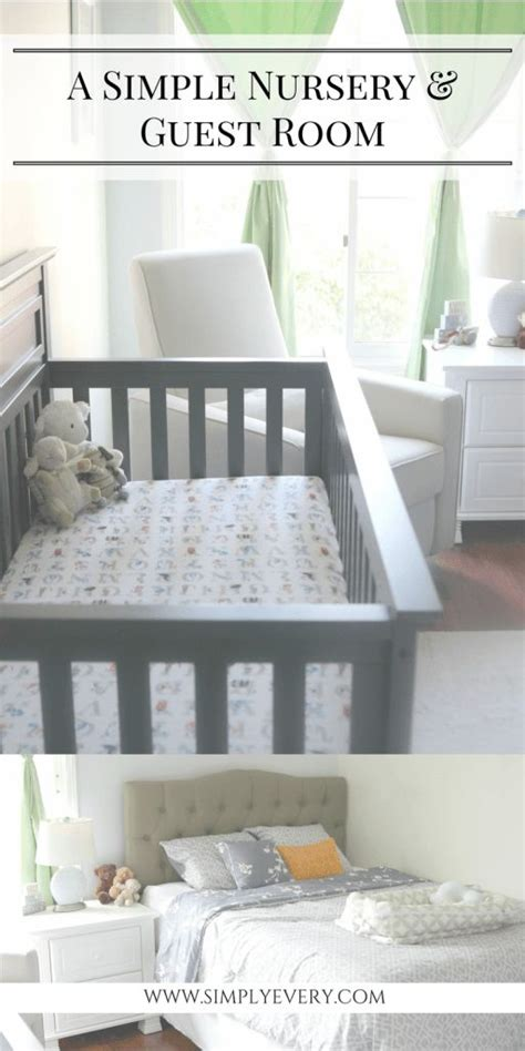 nursery guest room combo ideas best 25 nursery guest rooms ideas on guest room and nursery combo grey nursery