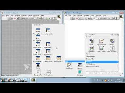 arduino tutorial on youtube tutorial 1 arduino labview youtube