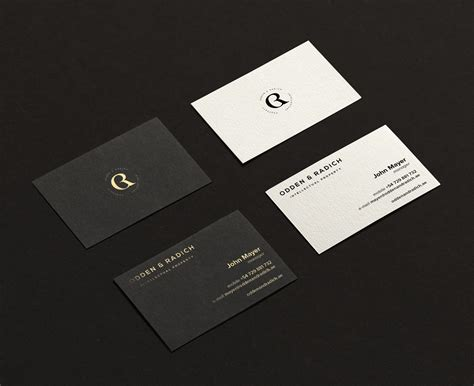 Business Card Design Inspiration