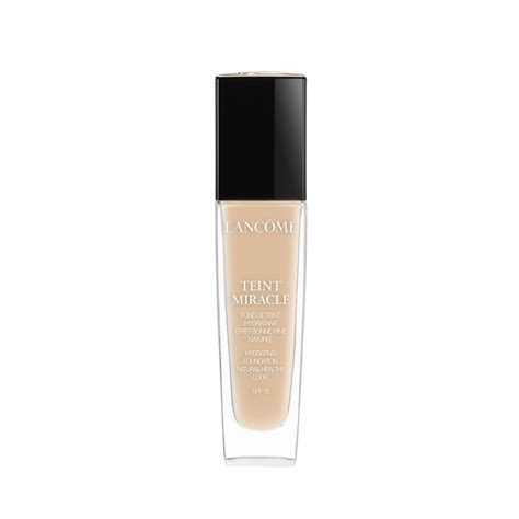 Belleza Miracle lancome teint miracle 03 compra en perfumer 237 as laguna