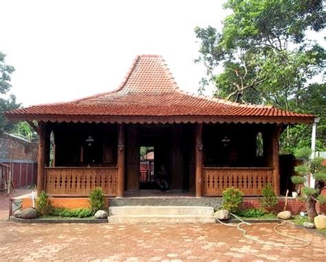 desain rumah betawi modern contoh desain rumah adat betawi modern rumahaku net