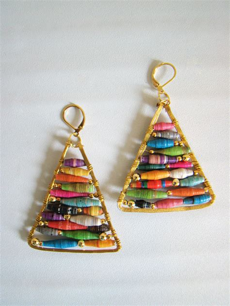 Make Handmade Earrings - craftionary