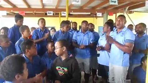 The Hiltons Are Special by Flying Fijians Sing At Special School