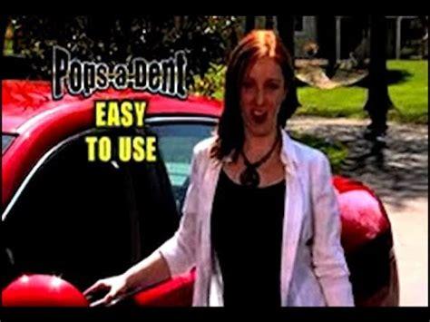 Pop A Dent As Seen pops a dent as seen on tv commercial pops a dent as seen