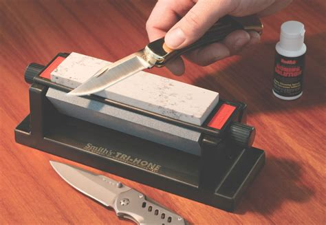 sharpening supply smith s tri 6 arkansas tri hone sharpening stones system