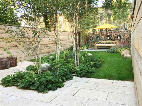 24 Townhouse Garden Designs Decorating Ideas Design Townhouse Backyard Landscaping Ideas
