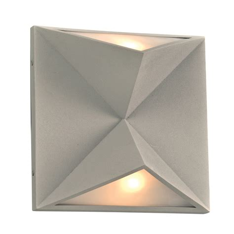 Silver Wall Sconces Plc 7548sl Chyna Contemporary Silver Wall Sconce Light
