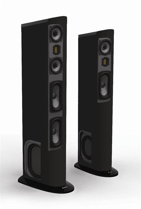 goldenear triton  floor standing speakers