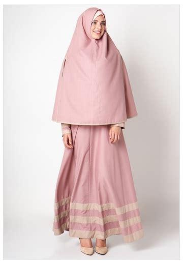 Baju Muslim Wanita 2016 Trend Model Baju Muslim Wanita Kombinasi Terpopuler 2016