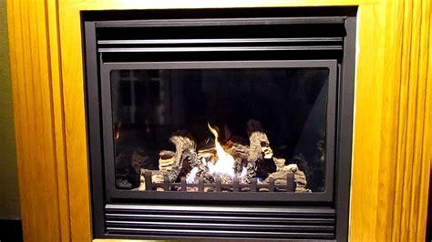 Napoleon Gas Fireplaces Reviews by Napoleon Gd36ntr Direct Vent Gas Fireplace 36 Quot Log Set
