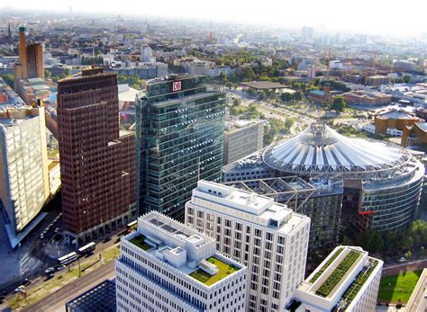 berlin potsdamer platz berlin world s busiest square disappeared for decades