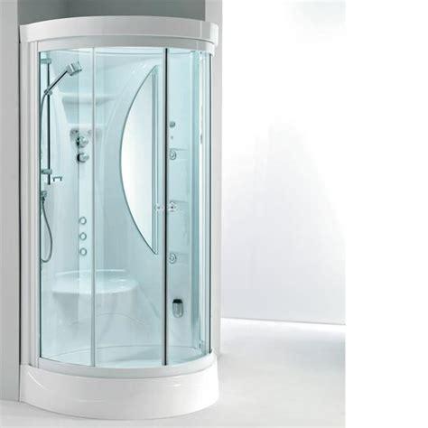 tipi di doccia esclusivo ed innovativo box doccia eaco semicircolare