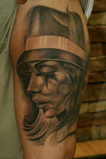 jose lopez tattoo jose lowrider check him out tattoomagz