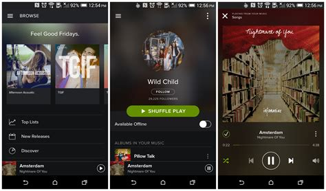 spotify playback no longer interrupted by audio notifications update brings quicker startup