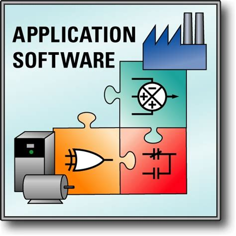 introduction of application software ict learning is