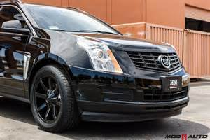 Rims For Cadillac Srx 2015 Cadillac Srx On 20 Kmc Slide 651 Gloss Black Wheels
