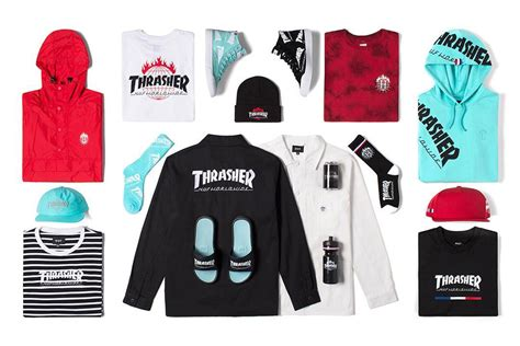 Huf X Thrasher 1 Huf X Thrasher Tour De Stoops The Awesomer
