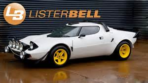 Lancia Stratos Kit Image View Lister Bell Lancia Stratos Replica
