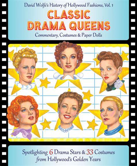 film drama baper paperdollywood paper dolls by david wolfe classic stars